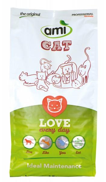Amicat - Vegetarische Katzennahrung